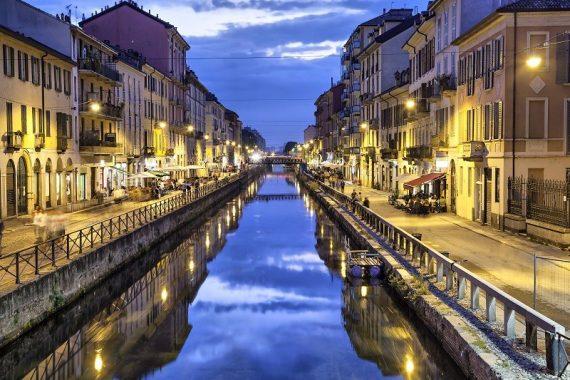 The Top 5 Shopping Streets At Milan